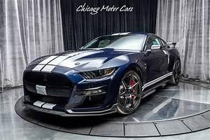 2020 Ford Mustang Shelby GT500 GOLDEN TICKET! Carbon Fiber Track Pkg! - Chicago Motor Cars Inc ...