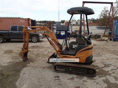 case cxb mini excavator