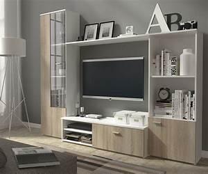 Wohnzimmer Eiche Latest Die Besten Wohnwand Eiche Ideen