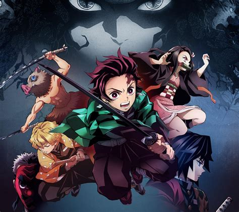 demon slayer kimetsu  yaiba wallpapers  iphone