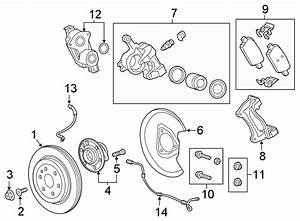 Chevrolet Blazer Wheel Bearing And Hub Assembly  Front