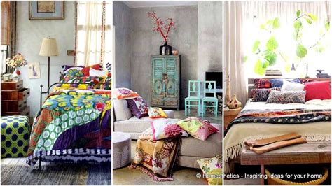 34 Mesmerizing Boho-chic Interiors Infused With Love