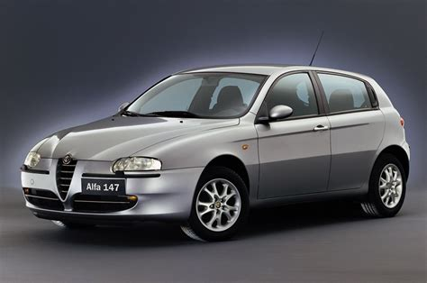 Alfa Romeo 147 5-doors 1.6 I 16v T.spark (120 Hp