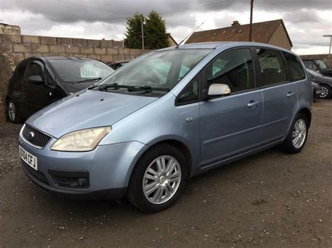 ford focus  max  tdci ghia mpv dr diesel manual
