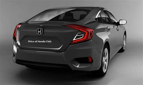 honda civic  price  pakistan pictures specs