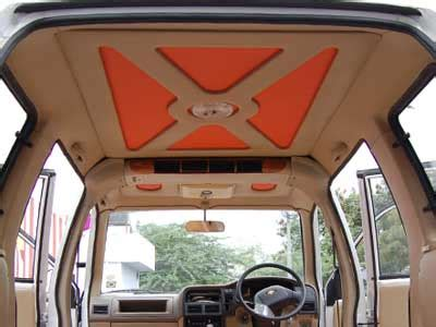 Upholstery Car Roof by Am Auto Designers Roofing Car Tempo Traveller Buses