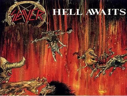 Slayer Metal Album Death Heavy Dark Covers