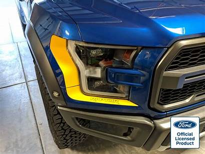 Raptor Ford Headlight Decals Graphics Vinyl Stickers