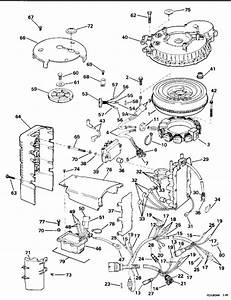 Johnson Ignition System Parts For 1994 175hp J175glera