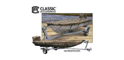 Duck Hunting Boat Covers by Classic Accessories Trailerable Camo Boat Covers Cabela S