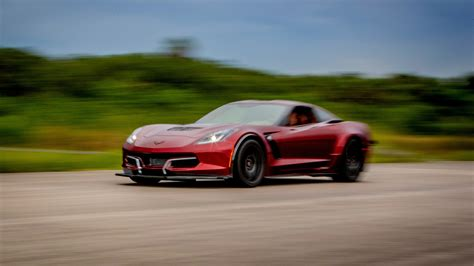 This Modified Corvette is the World's Fastest Electric Car ...