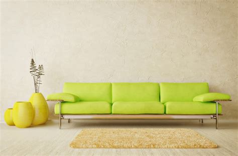 living room interior design ideas with green sofa decobizz com