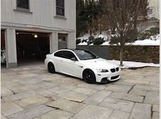 Purchase used 2011 Alpine White BMW e92 M3 DCT ZCP