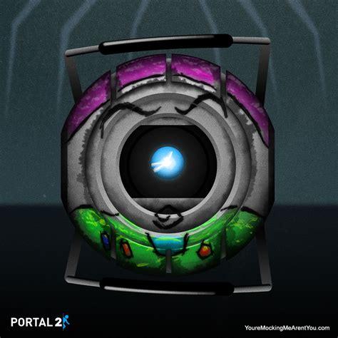 Buzz 153 Portal 2 Core Buzz Lightyear