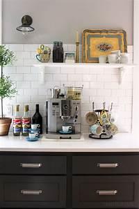 Fall Nesting {Pretty Mugs & Fancy Coffee Station} - The