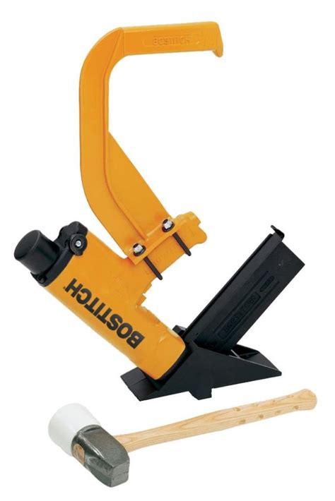 bostitch engineered flooring stapler bostitch pneumatic hardwood flooring stapler ebay