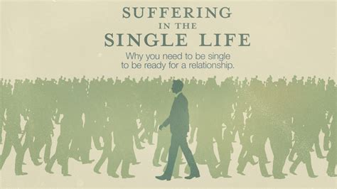 Suffering In The Single Life Primer