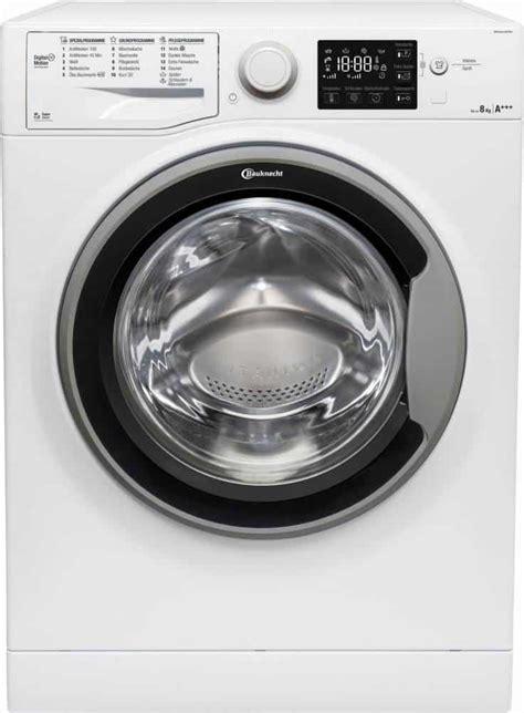 beko oder bauknecht bauknecht wm sense 8g42ps waschmaschine im test 02 2019