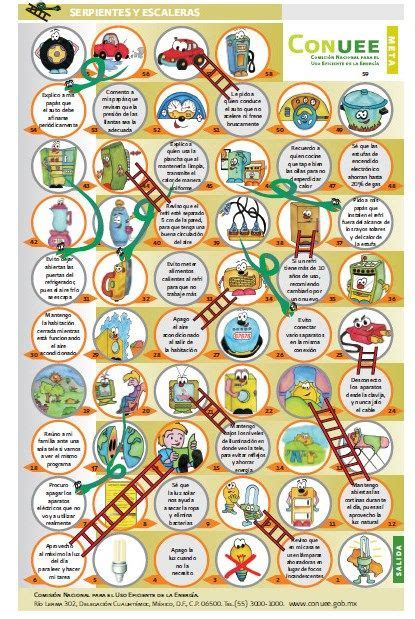 Juego De Serpientes Escaleras Para Las Matemáticas Http