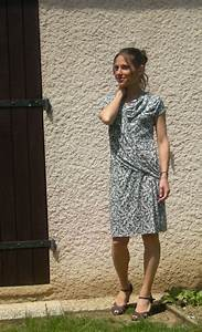 vestale dress sewing projects burdastylecom With robe vestale