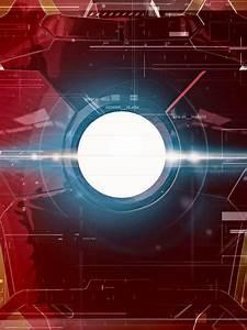 Download 1536x2048 Iron Man Interface, Sci-fi, Marvel ...