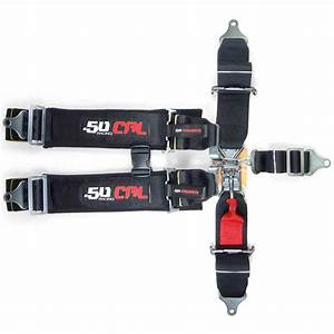 Black 50 Caliber Racing 3 U0026quot  5 Point Sfi Certified Approved