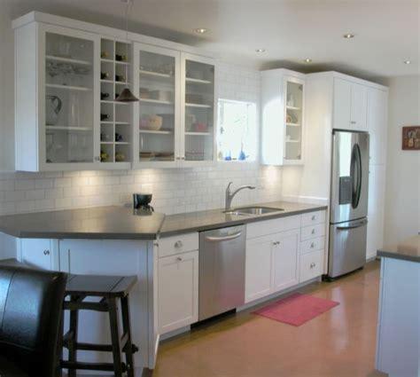 kitchen cabinet ideas  glass doors   sparkling
