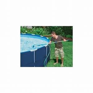 Kit Entretien Piscine Gonflable : kit entretien de piscine epuisette et aspirateur intex ~ Dailycaller-alerts.com Idées de Décoration
