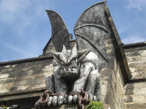 Eastern State Penitentiary Halloween by Scary Gargoyle Picture Of Eastern State Penitentiary