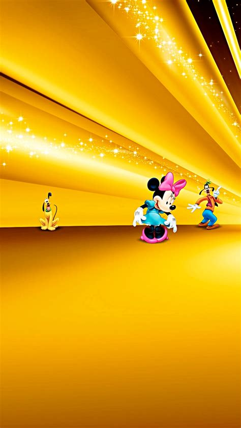Disney Wallpaper Apple by 49 Disney Phone Wallpapers On Wallpapersafari