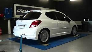 Peugeot 207 1 6 Hdi : reprogrammation moteur peugeot 207 1 6 hdi 90cv 118cv dyno digiservices youtube ~ Medecine-chirurgie-esthetiques.com Avis de Voitures