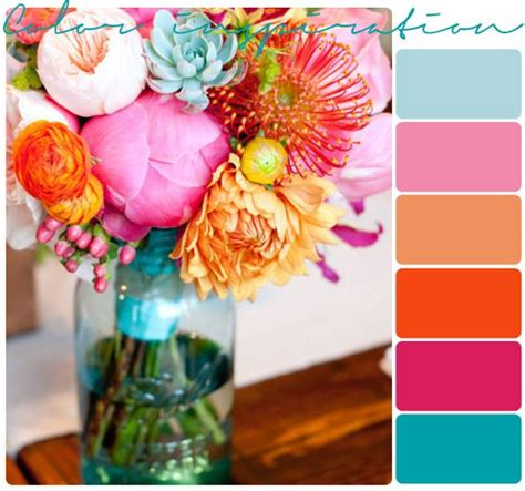 Ever After Blog A Wedding Blog Wedding Color Schemes