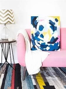 Diy, Layered, Abstract, Wall, Art