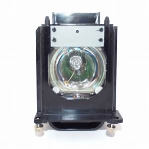 mitsubishi 915p061010 replacement lamp with housing With lamp light on mitsubishi tv