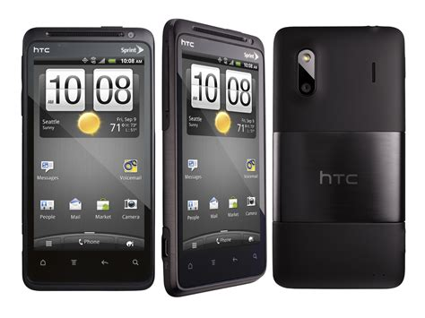 sprint cell phone htc evo design 4g wimax android smart phone sprint