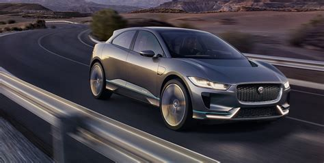 jaguar i pace concept revealed british luxury brand