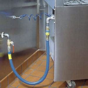 gas oven installation how to install gas range 1199