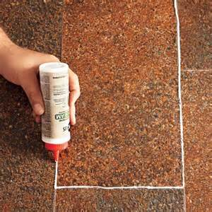 seal the joints how to patch a vinyl floor this old house