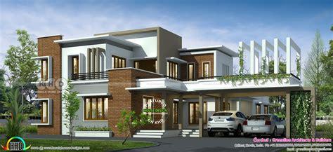 bedroom ultra modern luxury house kerala home design  floor plans