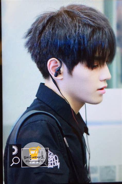 fans  crazy  taeyongs  hair color koreaboo