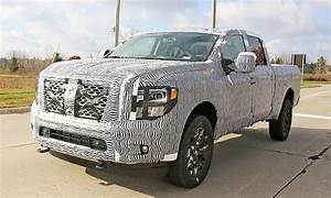 nissan titan goes big rig With nissan titan letters