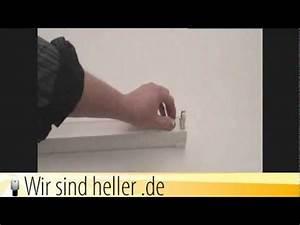 Wir Sind Heller : wir sind heller t8 led r hren austausch entfernen des starters youtube ~ Markanthonyermac.com Haus und Dekorationen