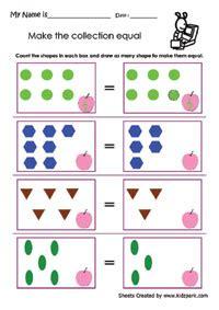 maths ascending order activity sheet  grade maths