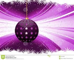 Free Christmas Borders Purple