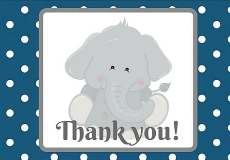 elephant      ecards greeting