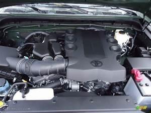 2012 Toyota Fj Cruiser 4wd Engine Photos