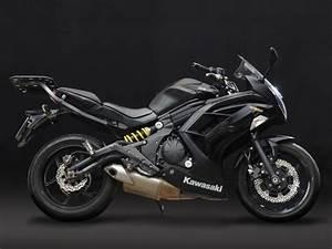 Kawasaki ER650f Street Bike – Tonys Big Bikes