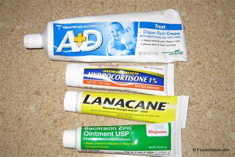 Diaper Rash Treatment Four To Adore