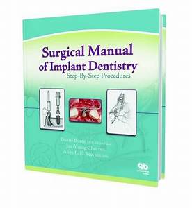 Surgical Manual Of Implant Dentistry  Step