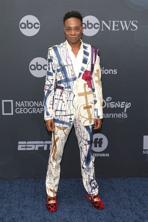 Billy Porter Red Carpet Legend The Making Here